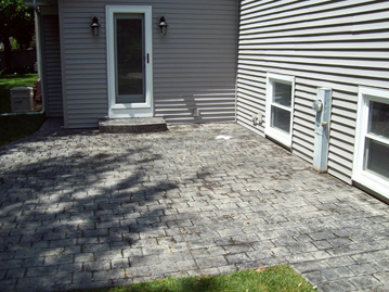 Post image for Patios & Walkways